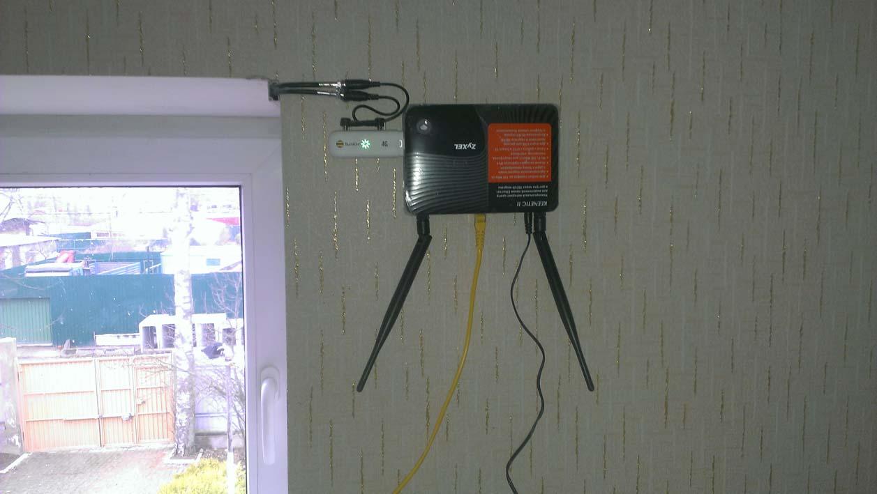 Как усилить интернет сигнал на даче своими руками фото 668